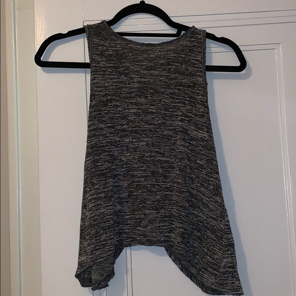 Abercrombie & Fitch Tops - Abercrombie open back tank top